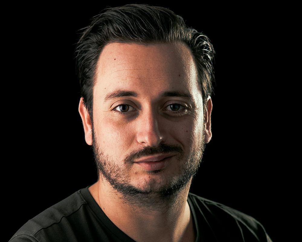 Bernd Corbee - Editor Fast Forward Amsterdam